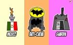 Batman vs Saw Image 3