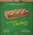 Checkers Game Image 1