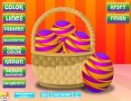 Design d'œufs de Pâques Image 3