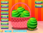Design d'œufs de Pâques Image 4