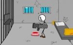Échapper de prison avec Stickman Image 1