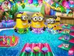 Les Minions dans la piscine Image 3