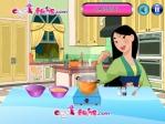 Mulan prépare de la soupe aux nouilles Image 2