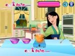 Mulan prépare de la soupe aux nouilles Image 3