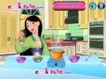 Mulan prépare de la soupe aux nouilles Image 4