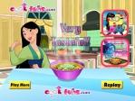 Mulan prépare de la soupe aux nouilles Image 5