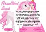 Mots mêlés princesses Image 1