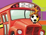 Jeu Euro Soccer Bus Parking