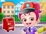 Jouer gratuitement à Baby Hazel Postwoman Dressup