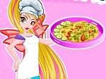 Jouer gratuitement à Winx Flora Greek Pita Pizzas