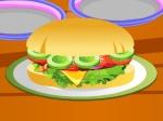 Jouer gratuitement à Préparation d'hamburgers fumés
