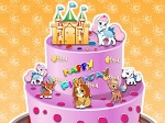 Jeu Palace Pets Birthday Cake