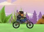 Jouer gratuitement à Monkey Motocross Island