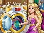 Jouer gratuitement à Goldie Princess Laundry Day