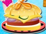 Jeu Hamburger au poulet d'Elsa