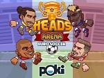 Jeu Heads Arena Euro Soccer