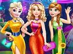 Jouer gratuitement à La soiré du bal des Princesses