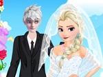 Jeu Elsa Mariage Royal