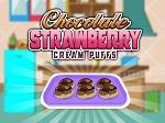 Jouer gratuitement à Tartelettes à la Fraise, Chocolat et Chantilly