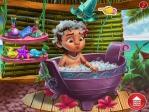 Jouer gratuitement à Le bain de Moana
