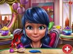 Jouer gratuitement à Maquiller Ladybug