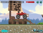 Jeu Monster Truck Flip Jumps