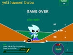 Jouer gratuitement à Yeti Hammer Throw