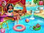 Jouer gratuitement à Piscine de la Princesse d'Arabie