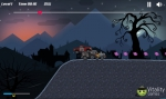 Jeu Uphill Halloween Racing