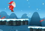 Jouer gratuitement à Santa Claus en patins