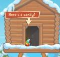 Jouer gratuitement à Noël : Retrouve le bonbon 2