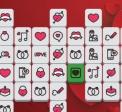 Jeu Valentines Mahjong