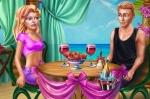 Jouer gratuitement à La proposition à Ellie sur la plage