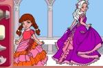 Jouer gratuitement à Colorier des princesses