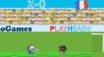 Jouer gratuitement à Coupe du Monde du football grosse tête