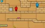 Jouer gratuitement à Fireboy et Watergirl 2 au temple de la lumière