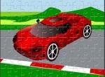 Jeu Puzzle de voitures