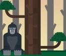 Jouer gratuitement à Gorille Grognon