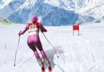 Jeu Slalom Ski