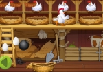 Jeu Angry Chicken Egg Madness