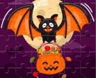 Jeu Halloween Puzzle Game