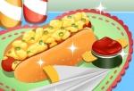 Jouer gratuitement à Yummy Hotdog