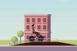 Jouer gratuitement à Wheelie Biker