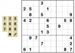 Jeu Sudoku Classic