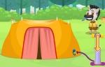 Jouer gratuitement à Funny Camping Day