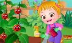 Jouer gratuitement à Baby Hazel Gardening Time