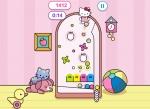 Jouer gratuitement à Hello Kitty Pinball