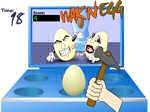 Jouer gratuitement à Wak 'n' Egg