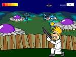 Jouer gratuitement à Arty Alien Shooter