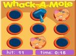 Jeu Whack a Mole